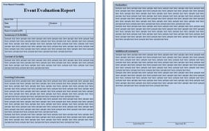 Assessment Report Template
