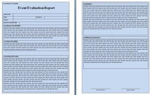 Problem Report Template